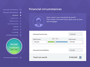 Link to Wealth Management project